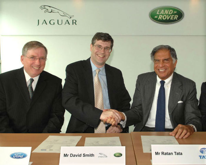 Ratan Tata buying Jaguar is to take revenge from Ford