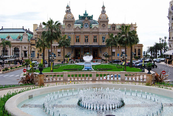 Monaco: Gambling at the Casino