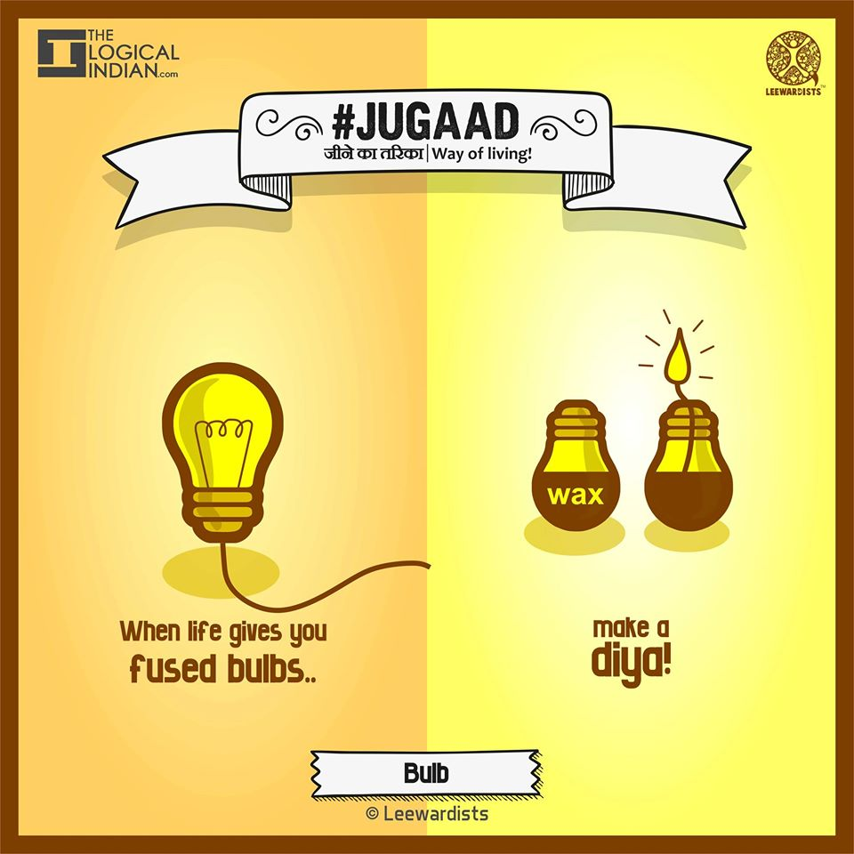 Light bulbs to lamp