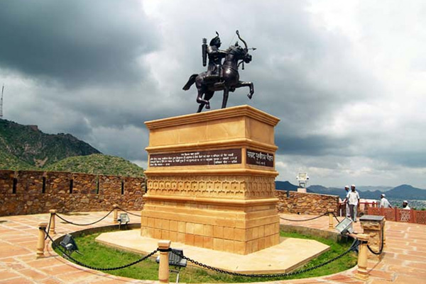 Prithviraj Smarak Monument, Ajmer