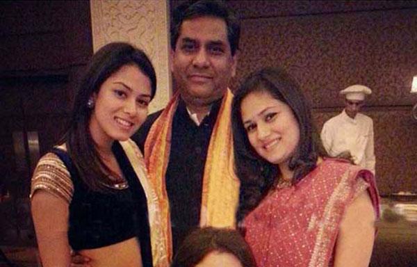 Shahid and Mira met at religious group Radha Soami Satsang