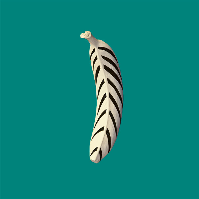 Food Designer Banana Feather