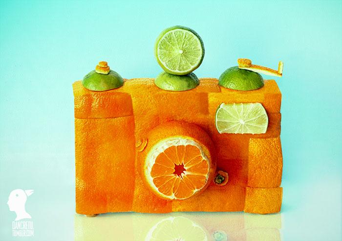 Food Designer Camera