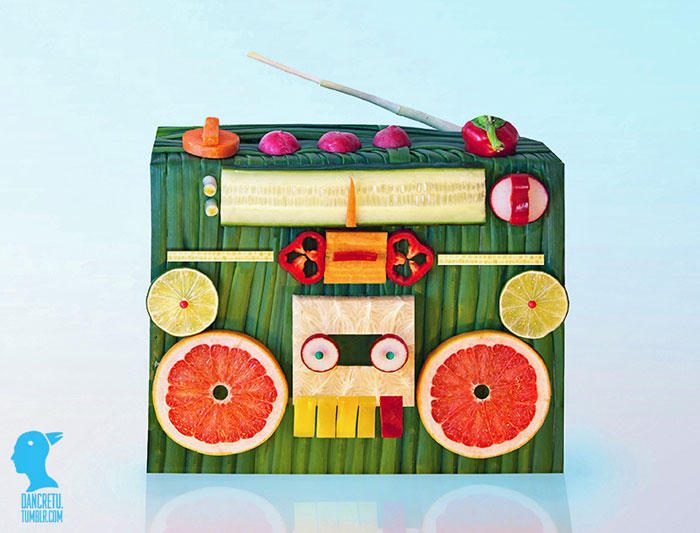 Food Designer Radio