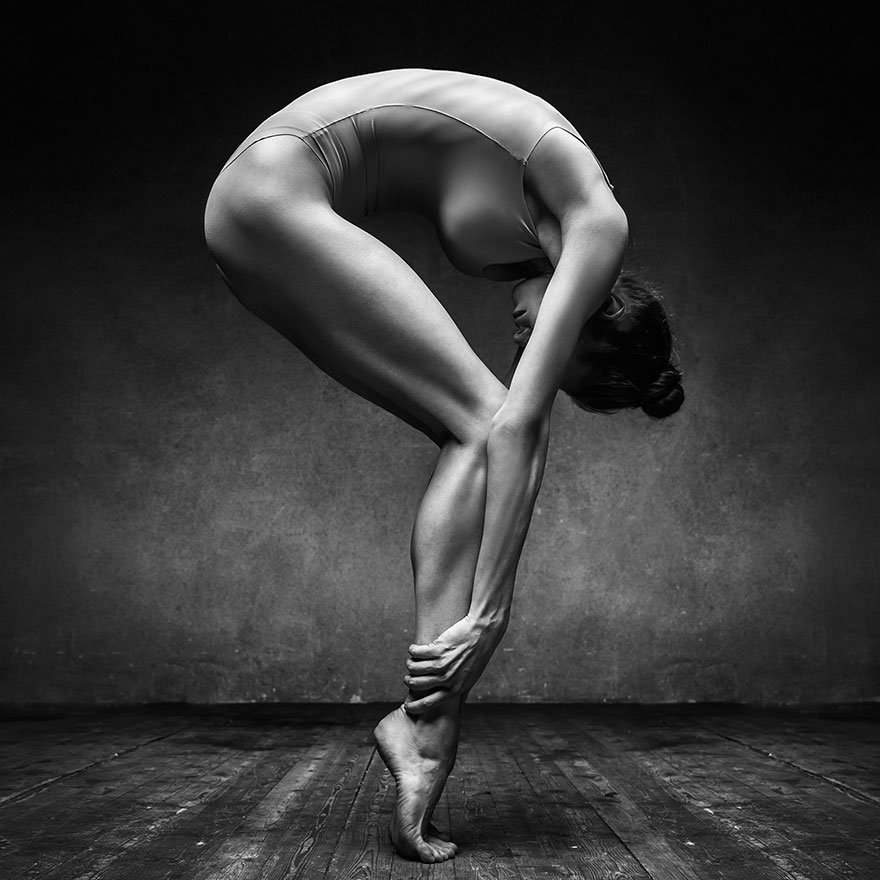 Dance Portraits By Alexander Yakovlev