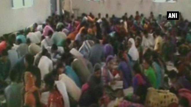 Entire BSc class of Bihar's Samastipur college caught cheating