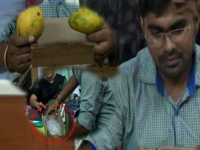 Flipkart sending mangoes instead of mobile phone