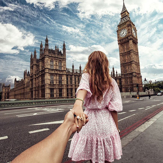 Follow Me To London