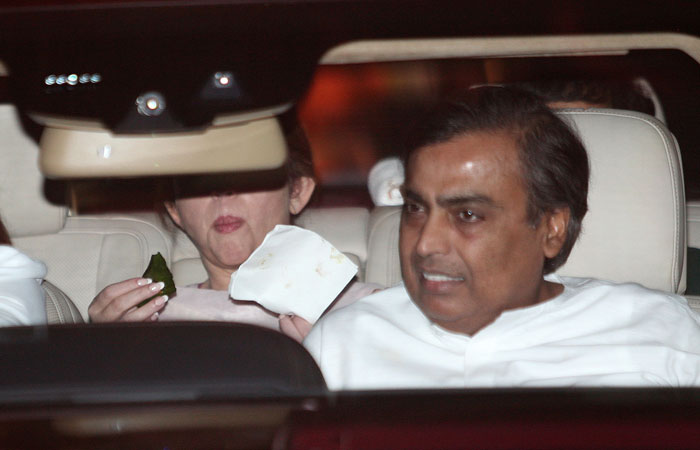 Mukesh Ambani received security threats by mail