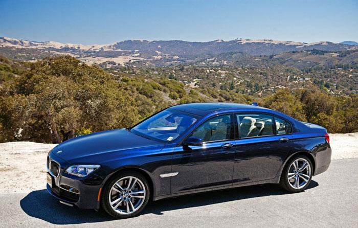Mukesh Ambani's BMW is a regular BMW 760Li which costs Rs 1.9 crore on road