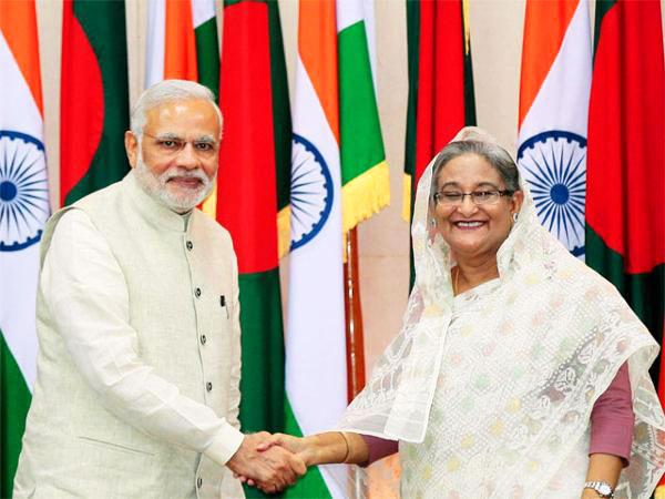 Narendra Modi Sheikh Hasina Despite Being A Woman