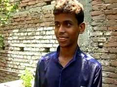 Rajesh Kumar Super 30 student writes thank you letter