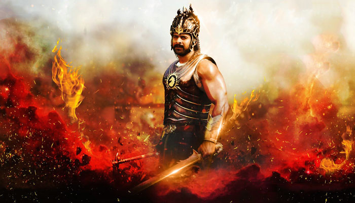 Baahubali - War between two brothers for an ancient kingdom