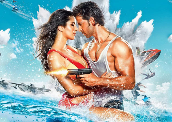 Box office ticket - Bang Bang movie