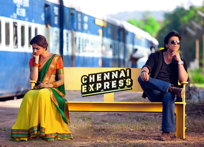 Box office ticket - Chennai Express movie