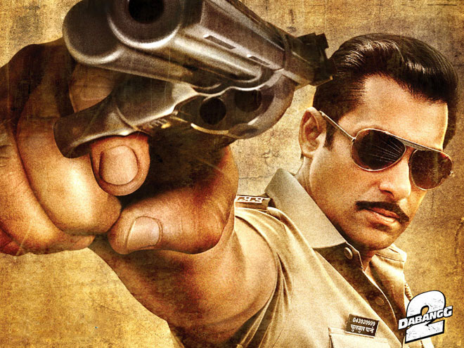 Box office ticket - Dabangg 2 movie