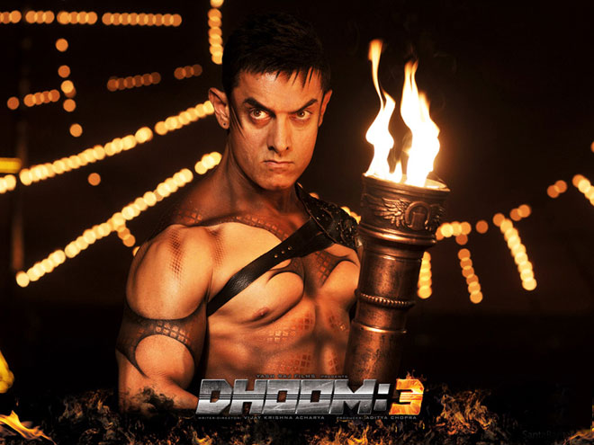 Box office ticket - Dhoom 3 movie