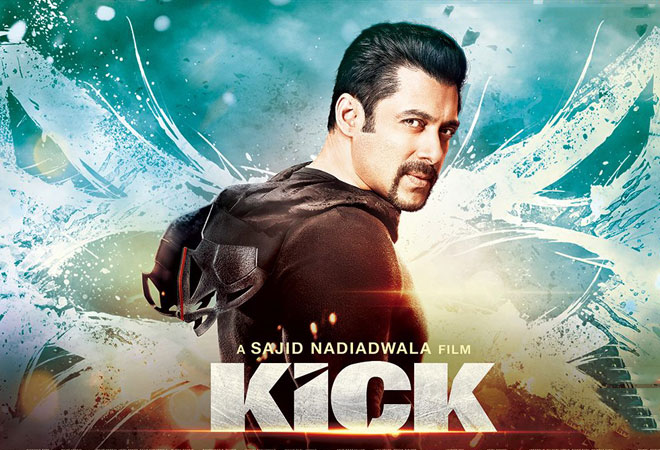 Box office ticket - Kick movie