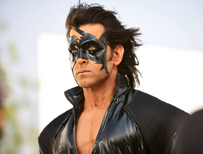 Box office ticket - Krrish 3 movie