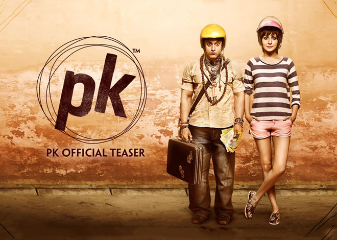 Box office ticket - PK movie