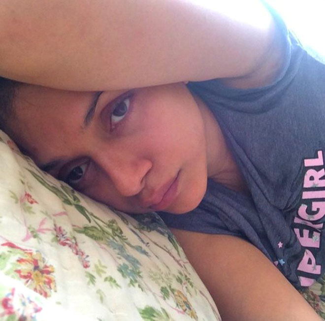 No Makeup Celebrity - Aditi Rao Hydari