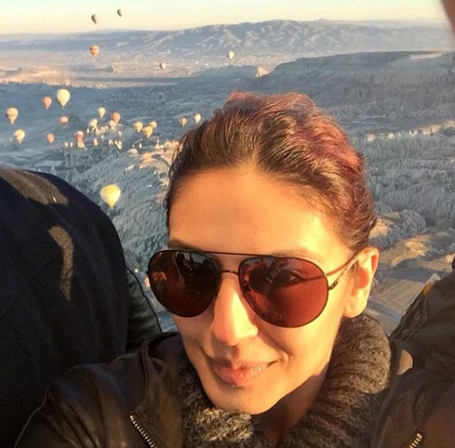 Bollywood Celebrity Without Makeup - Huma Qureshi