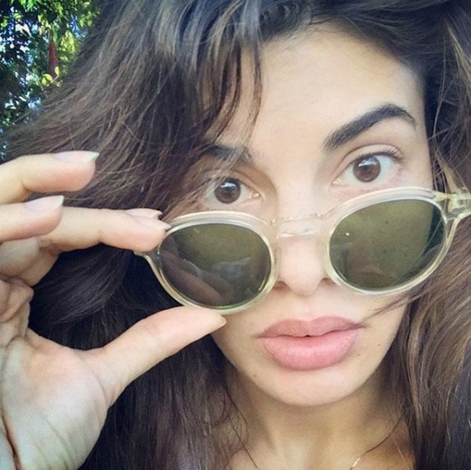 Bollywood Celebrities Without Makeup - Jacqueline Fernandez