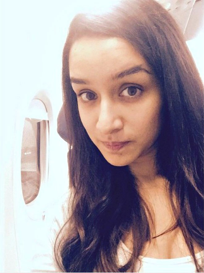 No Makeup Celebrity - Shraddha Kapoor