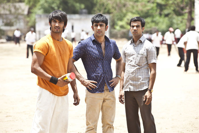 Bollywood movies based on friendship - Kai Po Che