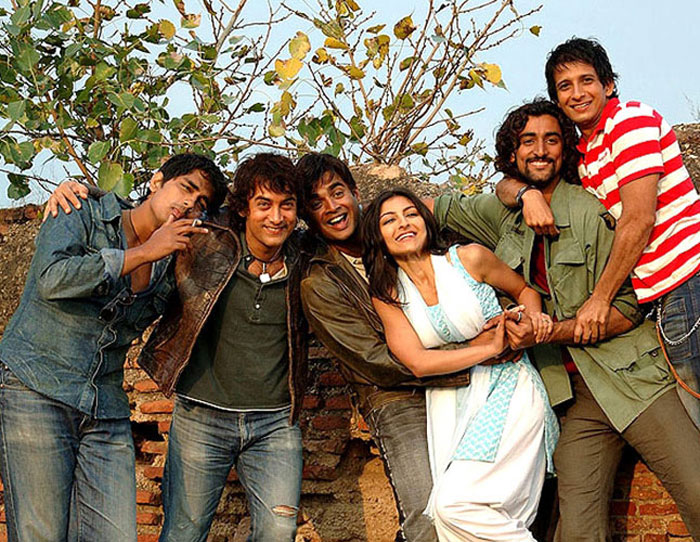 Movies you can enjoy on Friendship Day - Rang De Basanti