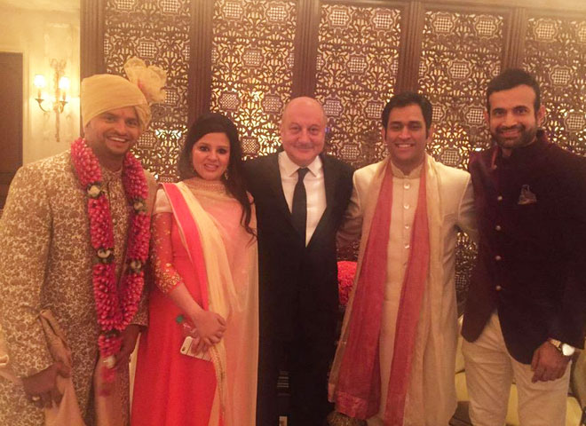 MS Dhoni: The Untold Story - Anupam Kher will be as M S Dhoni's father Pan Singh