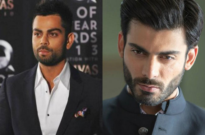 M S Dhoni: The Untold Story - Fawad Khan as Virat Kohli