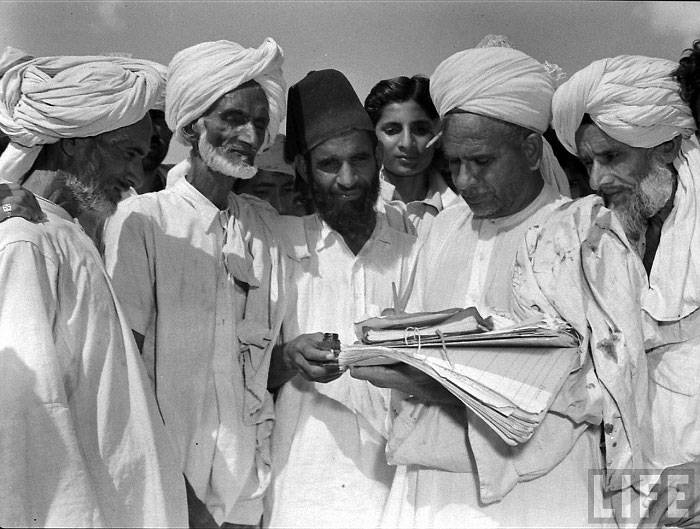 Land Resettlement, Indian Punjab