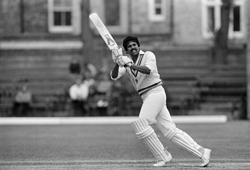 Iconic Photos of Indian Cricket