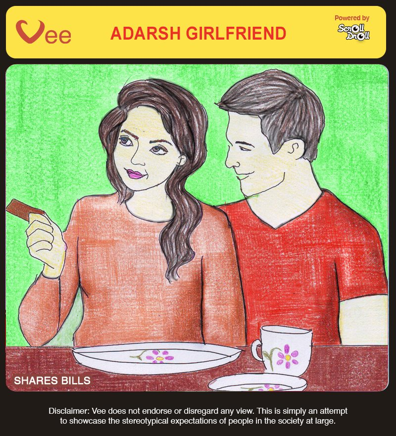 Adarsh Girlfriend