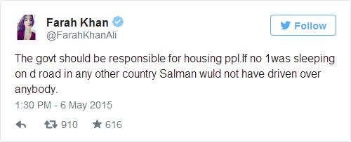 Bollywood Support For Salman Khan