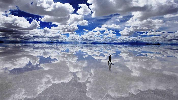 Salt Flats, Salar De Uyuni, Bolivia
