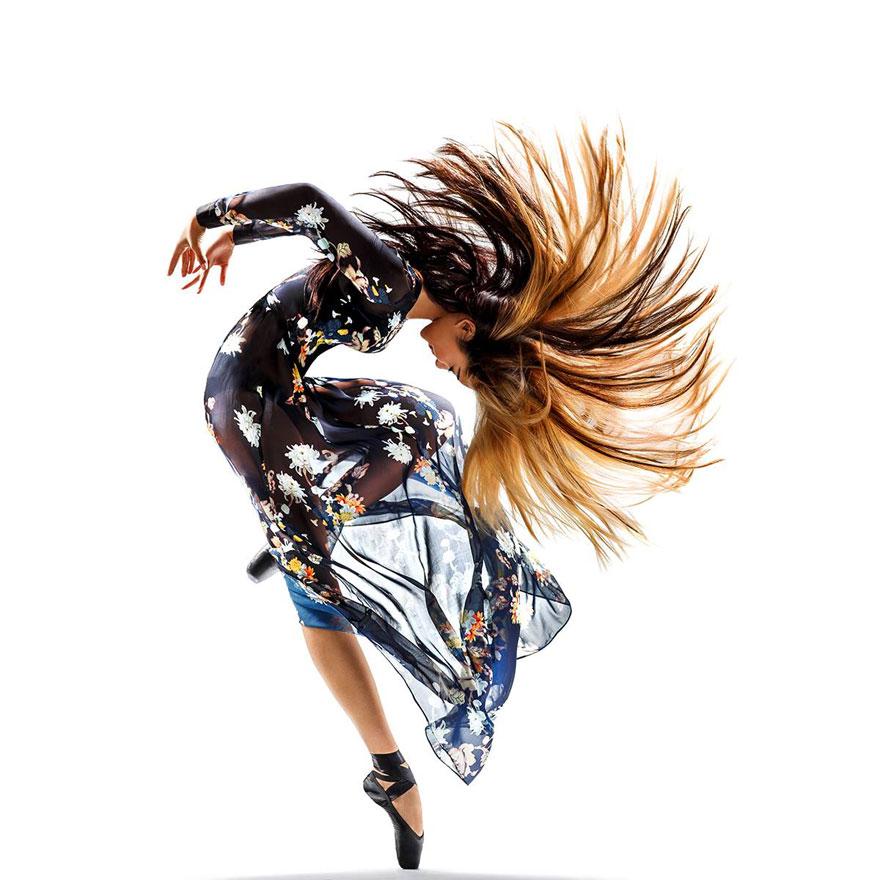 Dance Portraits By Alexander Yakovlev