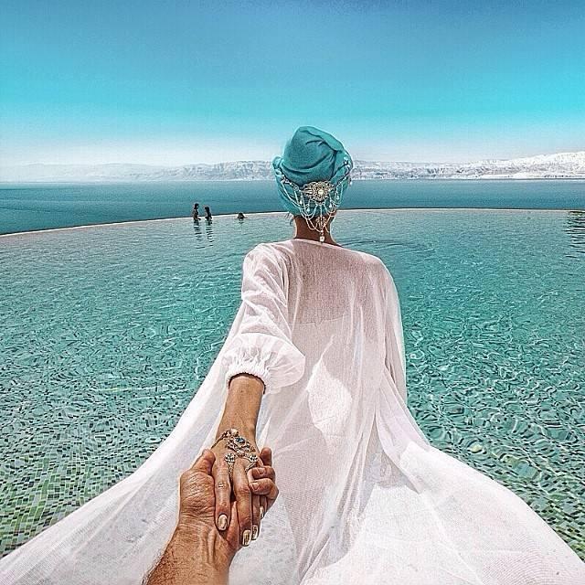 Follow Me To Dead Sea