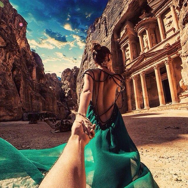 Follow Me To Jordan