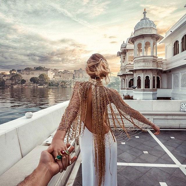 Follow Me To Lake Palace, Udaipur