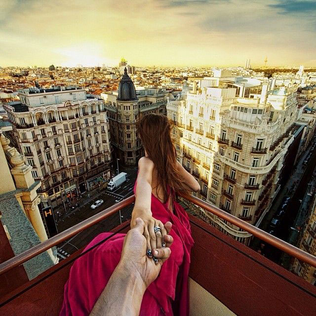Follow Me To Madrid, Spain