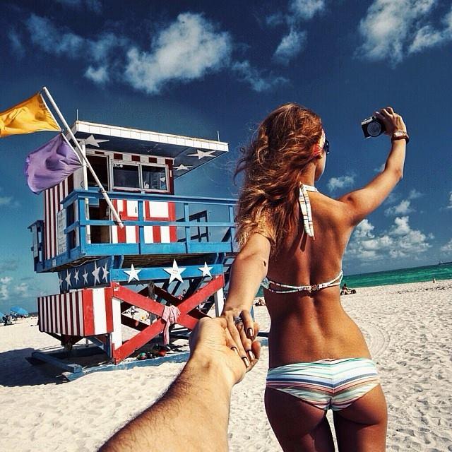 Follow Me To Miami Beach, New Jersey