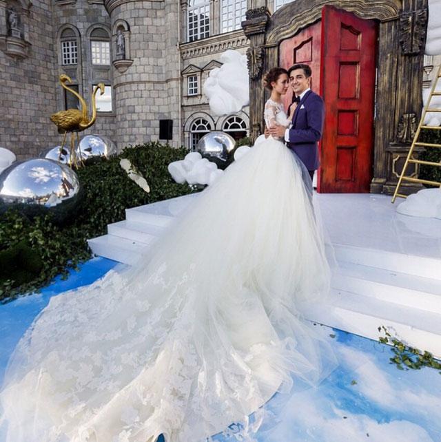 Murad Osmann and Natalia Zakharova Got Married