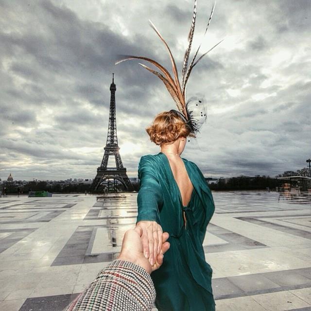 Follow Me To Paris, France