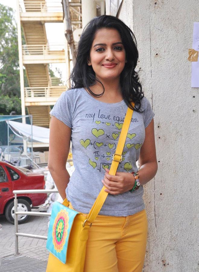 Vishakha Singh From Fukrey