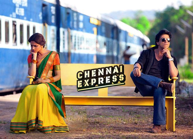 Box office ticket - Chennai Express movie