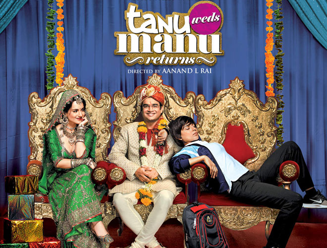 Box office ticket - Tanu Weds Manu Returns movie