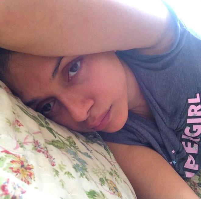 No Makeup Celebrity - Aditi Rao Hydari