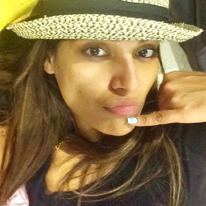Bollywood Celebrity Without Makeup - Bipasha Basu